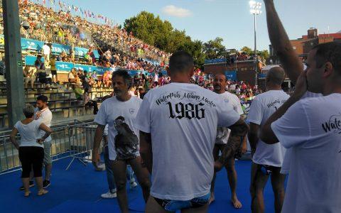 Mondiali Budapest 2017-Le Tribune
