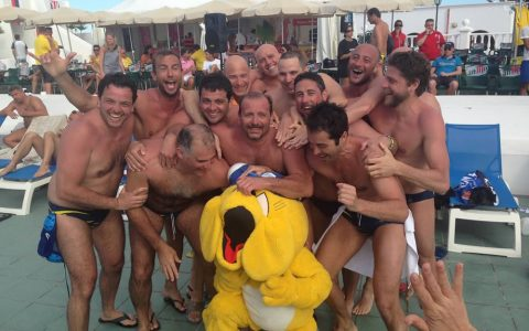 Copa de Espana-Assalto alla mascotte